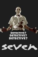 SE7EN (SEVEN) Minimalist Movie Poster Final Peice by 69ingChipmunkzz