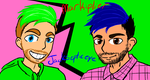 My Two Favorite Youtubers by ifreakinglovegames