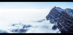 Mount Emei by geckokid