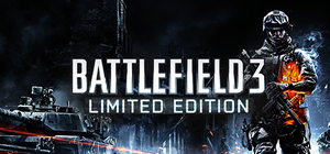 Battlefield 3 Steam Grid Icon by LordReserei