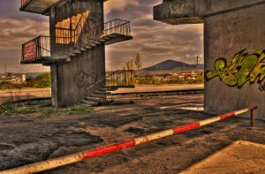 my first HDR attempt by yoman3d