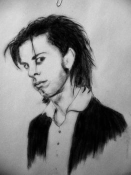 Nick Cave by TPol