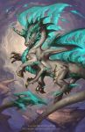 2014 Zodiac Dragons - Sagittarius by The-SixthLeafClover