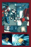 Optimus Spotlight PG4 by dcjosh