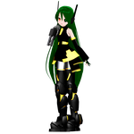 Conifer ''Connie'' Joryoku (Character Bio) by TheNufinger