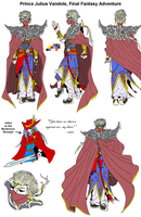 Char Sheet_Julius, FFA by Sephiroth7734