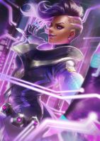 Sombra by hannorara