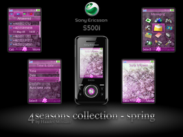 4seasons collection - spring by haadesm
