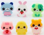 Cute Erasers by anpans