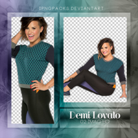 Pack Png 15// Demi Lovato. by iPngPacks
