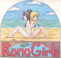 Rona Girls by GeekNerdDweeb
