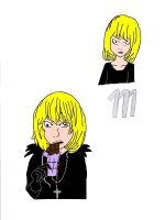 Mello by Hedgehog-Russell
