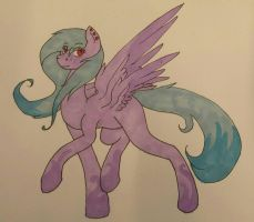 4 winged pony auction! OPEN by Quinty-Imara