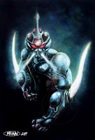 Guyver by mannoname