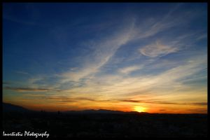 Sunset in Murcia by inu-chan-free