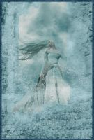The Snow Queen by LittleDark1