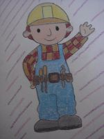 Bob the builder by bubbles4uin