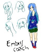 Interactive Char Sheet: Embry by Thystle