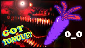 VIDEO! -  HIDE YOUR BOOTY! O_O FNaF4 - Foxy chat! by Morgan-the-Rabbit
