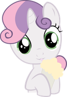 Sweetie Belle ^_^ by laberoon