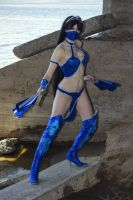 Kitana cosplay Mortal Kombat by Jane-Po