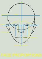 Face Proportions by FreyaBigg