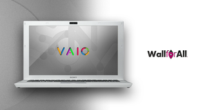 Vaio color by WallforAll