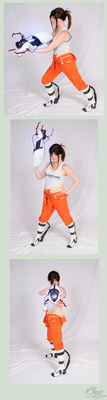 Chell by xStage