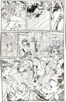 red sonja page 2 by mrfussion