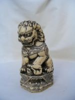 Foo Dog 02 by DKD-Stock