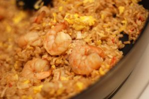 Seafood Fried Rice by raymondtan85