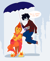 Need an Umbrella by chyneseBBQ