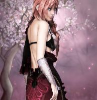 Serah - Remember Me by 3DXcentric
