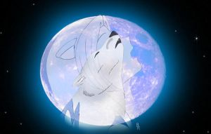 light of the blue moon by rayray18