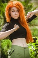 Kim 5+ (Kim Possible) by MikiLavi
