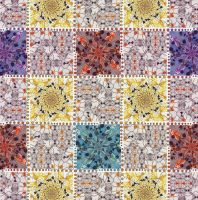 Ground Breakers Pong 018:Summertime Quilt: by miincdesign