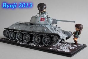 T-34 76 03 by celsoryuji