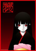 Jigoku Shoujo by themonday