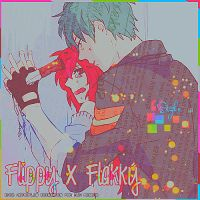 Flippy x Flaky by MunReseni