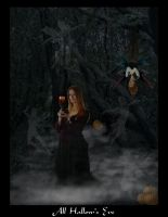 All Hallow's Eve by SparklyDest
