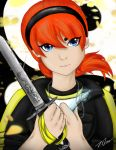 Kunoichi blossoming by joselyn565