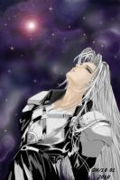 Sephiroth by nael-leana01
