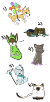 Adopt Batch Mixed CLOSED by starlightzs