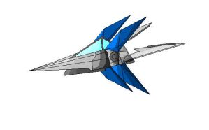 Arwing - Assault ver. by sudro