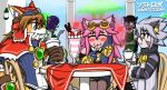Solatorobo: Stardogs Cafe by mkf2308