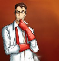 just the medic by tiigroid