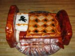 andy's bed cake 1 by toastles