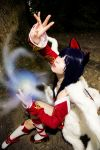 *NEW* League of Legends - Ahri Cosplay by K-I-M-I