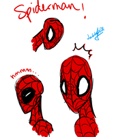 Spidey! by jabbershire-cat