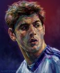 Alvaro Morata by jesterry